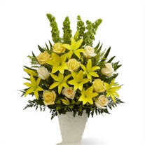 Golden Memories Arrangement